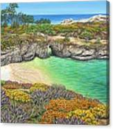 China Cove Paradise Canvas Print