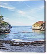 China Cove Point Lobos Canvas Print