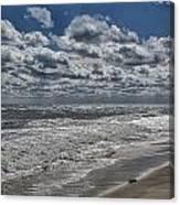 Chincoteague Beach Canvas Print