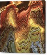 Chinese Opera Abstract Canvas Print
