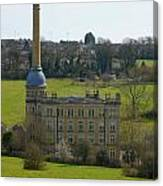 Chipping Norton Bliss Mill Canvas Print