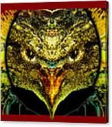 Chirping Killer Canvas Print