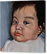 Chloe 1 Canvas Print