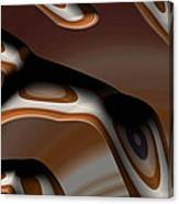 Chocolate Bark Canvas Print