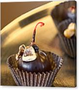 Chocolate Covered Canvas Print