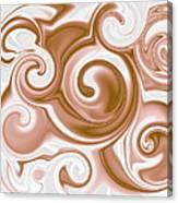 Chocolate Milk Take 2 Canvas Print