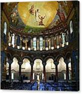 Christ Is Risen II - St Louis Basilica Canvas Print