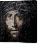 Christ Suffering Canvas Print