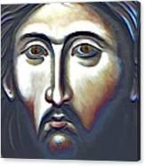 Christ The Judge Canvas Print