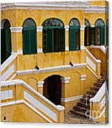 Christiansted National Historic Fort Canvas Print