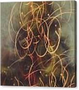 Christmas Abstract Vi Canvas Print
