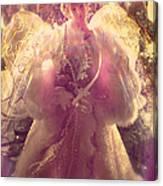 Christmas Angel Canvas Print