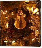 Christmas Bell Canvas Print