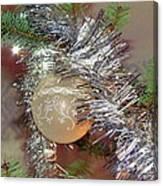 Christmas Bling Canvas Print
