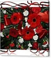 Christmas Bouquet  Canvas Print