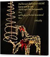 Christmas Card 2014 Canvas Print