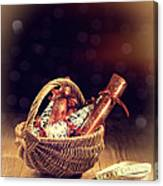 Christmas Crackers Canvas Print