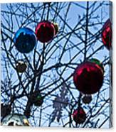 Christmas Is Looking Up This Year Canvas Print