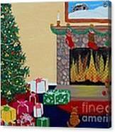 Christmas Memories Canvas Print