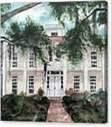 Christy's Eden Gardens Canvas Print
