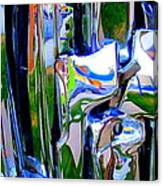 Chrome Canvas Print