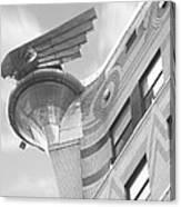 Chrysler Building 4 Canvas Print
