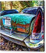 Chrysler Saratoga #1 Canvas Print