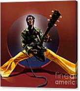 Chuck Berry - This Is How We Do It Canvas Print