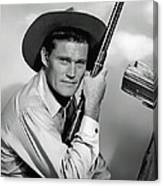 Chuck Connors - The Rifleman Canvas Print