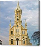 Church, Brazil Canvas Print