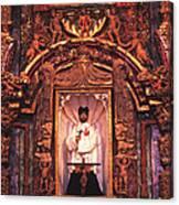 Church Icon - 84 Canvas Print