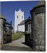 Church If Ireland Canvas Print