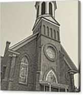 Church In Sprague Washington 4 Canvas Print