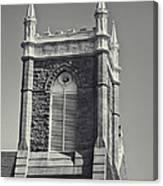 Church In Tacoma 7 Canvas Print