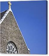 Church In Tacoma Washington 2 Canvas Print