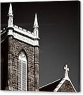 Church In Tacoma Washington 5 Canvas Print