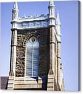 Church In Tacoma Washington 6 Canvas Print