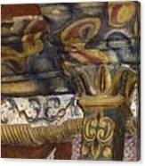 Church Motif  Canvas Print