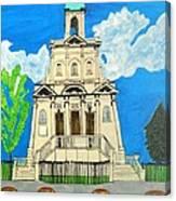 Church Of Holy Saint .danforth Canvas Print