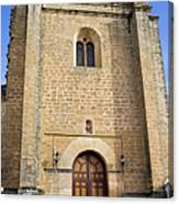 Church Of The Holy Spirit In Spain Canvas Print