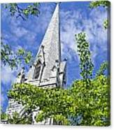 Church Steeple Canvas Print