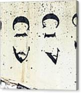CIA Canvas Print
