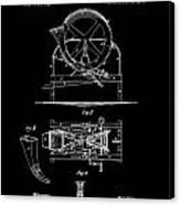 Cider Mill Patent Canvas Print