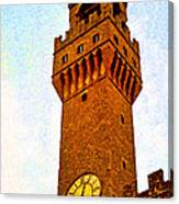 Ciena Tower Canvas Print