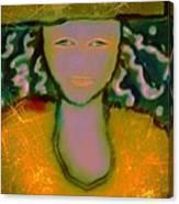 Cigale Canvas Print