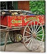 Cigar Wagon Canvas Print