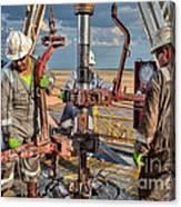 Cim001-6 Canvas Print