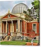 Cincinnati Observatory 0053 Canvas Print