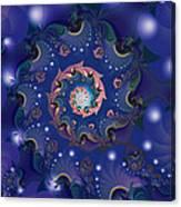 Cinderella Story Canvas Print