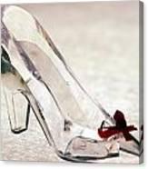 Cinderella's Slipper Canvas Print